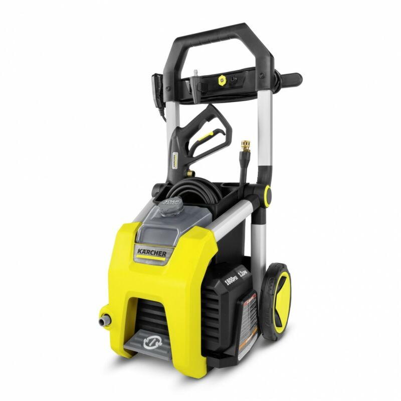 K1800 1,800 PSI 1.2 GPM Electric Pressure Washer