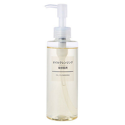 MUJI Japan Oil Cleansing 200ml for Sensitive skin No fragrance/coloring----