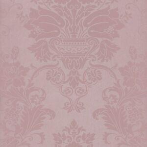tapete barock rosa ebay. Black Bedroom Furniture Sets. Home Design Ideas