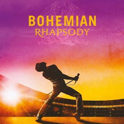 Queen  Bohemian Rhapsody  Soundtrack     CD Album   New!
