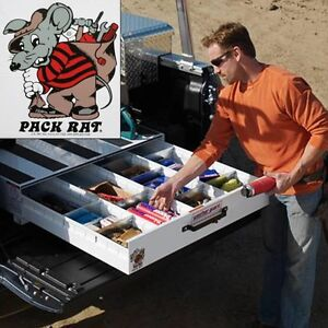 Weather guard truck/van tool box