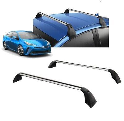 2016-2020 Prius & Prius Prime Roof Rack CARGO CROSS BARS OEM Toyota -