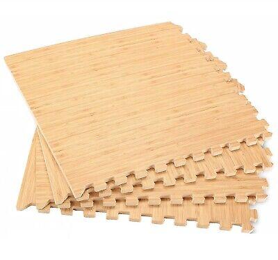 Alfombra Baldosas goma EVA 4x puzzle suelo para niños guarderías 60cm x...