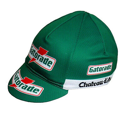 def5a937c6e New Men Cycling Cap Free Size Replica Retro Gatorade Bike Jerseys Road  Bicycle