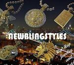 NEWBLINGSTYLES hip hop jewelry
