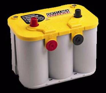 Optima Yellow Top D34/78 Battery *BRAND NEW* Mindarie Wanneroo Area Preview