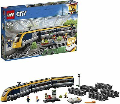 LEGO CITY 60197 - TRENO PASSEGGERI - NUOVO