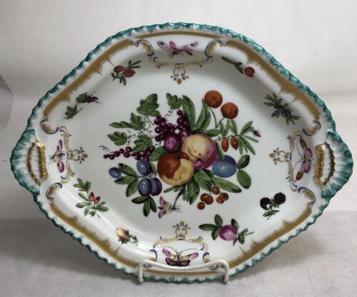 Mottahedeh Duke Of Gloucester Tureen Underplate Oval Platter 12 5/8  - $300.00