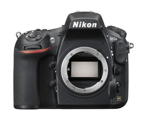 Nikon D810A DSLR Camera (Body Only) Black 1553