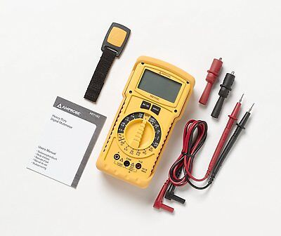 Amprobe Hd110c Heavy Duty Multimeter For Professional Electricians And Hvac-r