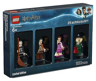 - Lego Harry Potter Bricktober 2018 Minifigure Set 4 Pack 5005254 New In Hand