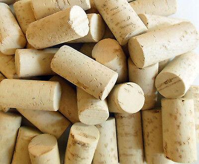 Choose 1   1000 Corks  8 X 1 3 4  First Quality Natural Cork Wine Bottles Vh8