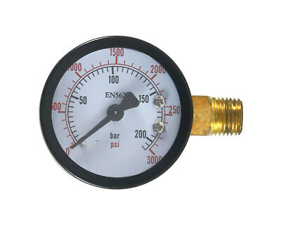 High Pressure Co2 Gauge For Beersoda Keg System Regulator
