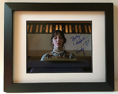 Psa Dna The Shining Shelley Duvall Signed Autographed Framed Movie Photo Wendy