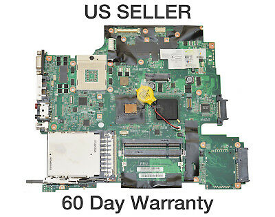Used, IBM Lenovo Thinkpad R61i Intel Laptop Motherboard s479 42X7348 for sale  Shipping to India