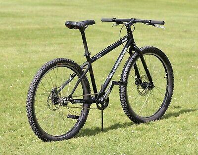 """Kona Unit single speed hardtail Mountain Bike 16"""" ,Hope Mono Mini brakes"""