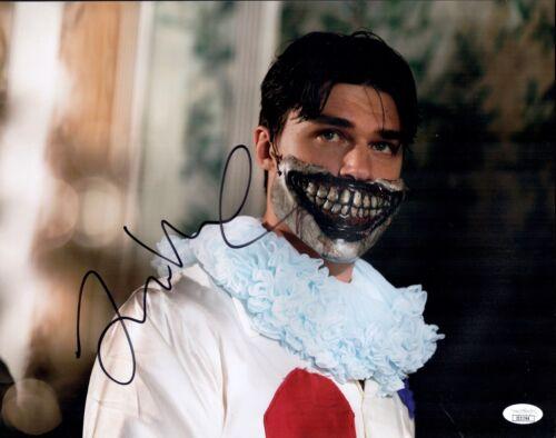 FINN WITTROCK American Horror Story FREAKSHOW Signed 11X14 Photo JSA COA Cert
