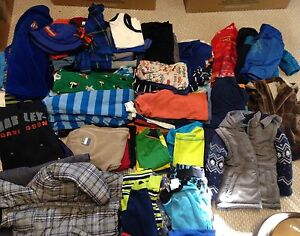 Boys Clothes (2-5 years) - All for $65