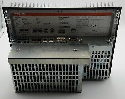 Beckhoff C6525-0040 Industrial Pc 4gb Ram I7-2710qe With C9900-u330 Battery