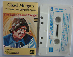 CHAD-MORGAN-THE-BEST-OF-CHAD-MORGAN-CASSETTE-TAPE