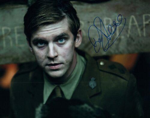 Dan Stevens Signed Autographed 8x10 Photo Downton Abbey Beauty Beast COA VD