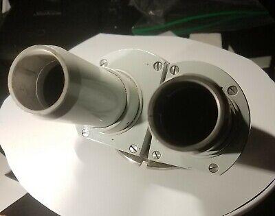 Carl Zeiss Opmi Stereo Microscope Binocular Head Surgical Scope