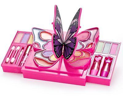 Makeup set Girls Kids washable Palette Eye shadow Lip Gloss Lip Stick Blushes