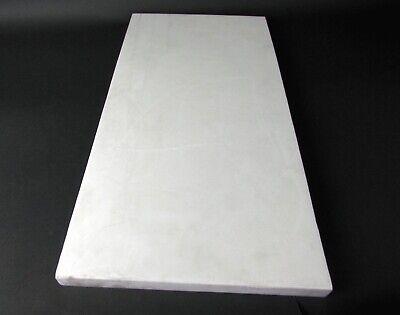 """5052 Aluminum .0625/"""" 1//16/"""" x 1/"""" x 2/"""" Aluminum Plate 16 gauge"""