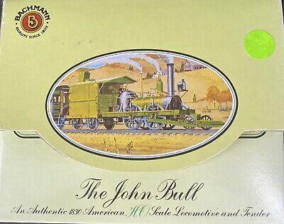 Bachmann 41-525 HO John Bull Train Set