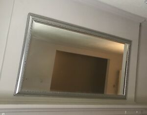 "Custom Made Large Mirror - 35"" x 63"""