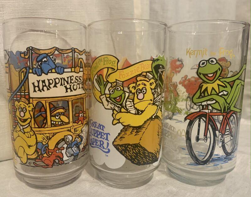 Vintage 1981 The Great Muppet Caper McDonald