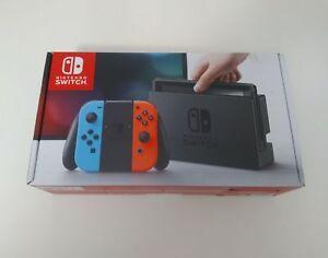 Console Nintendo Switch (Neuve)