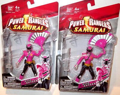 Power Rangers SAMURAI 2011 Power Rangers Samurai ✰ Mega Pink ✰ Ranger ✰ (MOC)