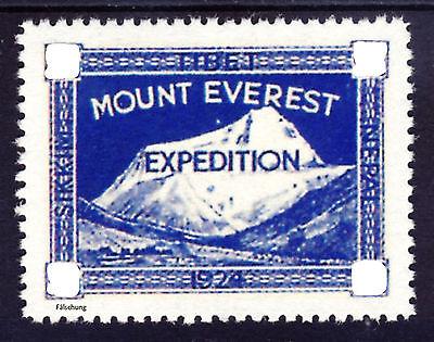 """Propaganda """"Mount Everest"""" (*) Fälschung REPRINT"""