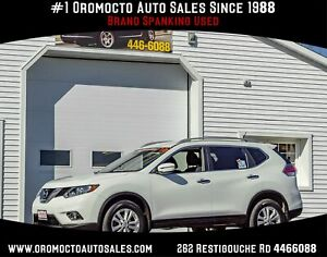 2016 Nissan Rogue SV AWD, Heated Seats, Back Up Camera, Cruis...