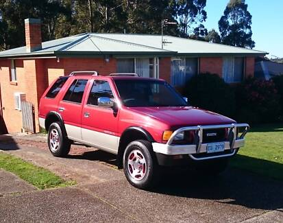 1996 Isuzu Other Wagon Upper Burnie Burnie Area Preview