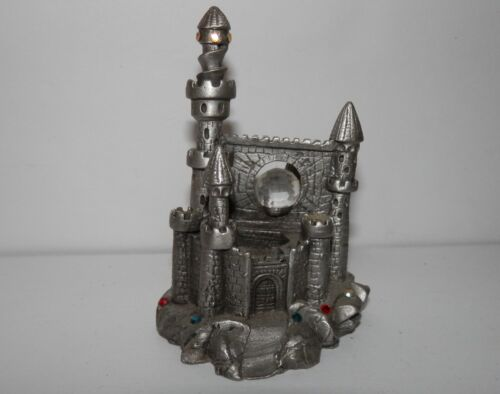 Spoontiques Pewter Wizard