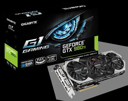 Looking for a gtx 980ti for my new pc rig Sawyers Valley Mundaring Area Preview