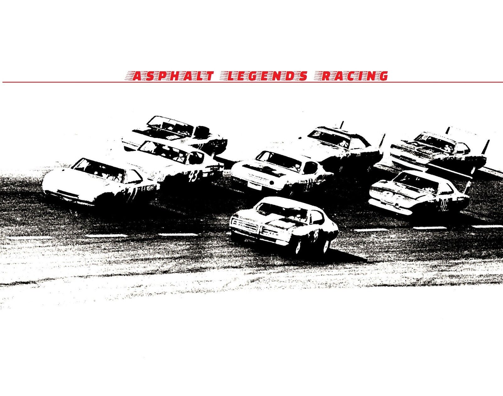 asphalt legends racing