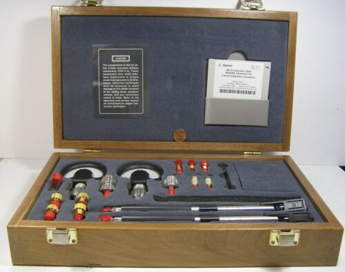 Agilent 85056A Calibration Kit In Wood Case