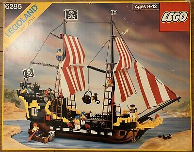 Custom Replacement Cloth Sails Lego 6285 10040 Black Seas Barracuda Laser Cut!