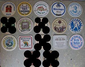 Sottobicchiere-da-birra-Beer-coaster-Bierdeckel-Posavaso-COD-XVI