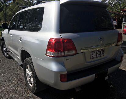 2009 Toyota LandCruiser Wagon