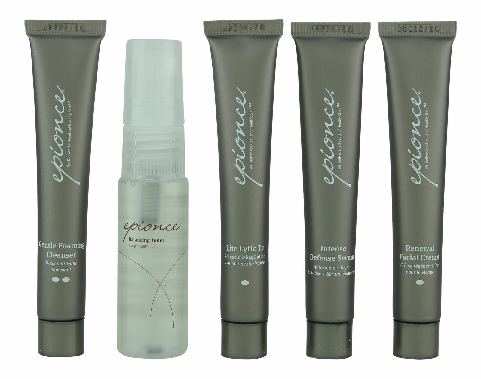 Epionce Travel Kit - Healthy Discovery Set For Dry/Normal Sk