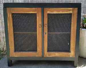 Wooden cabinet Kingswood Penrith Area Preview