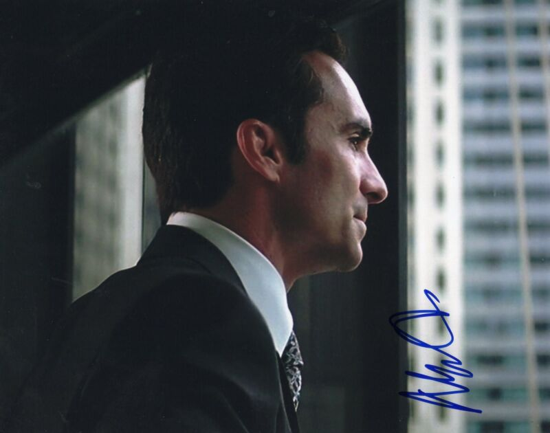 Nestor Carbonell Batman The Dark Knight Mayor Signed 8x10 Photo w/COA #4