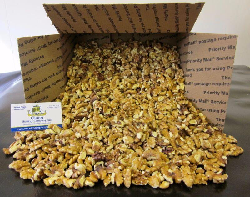 California English Walnuts: 10 lb. box, Farmer Direct