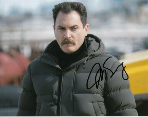 MICHAEL STUHLBARG signed (FARGO) TV SHOW autographed 8X10 *Sy Feltz* W/COA