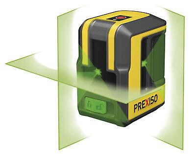 PREXISO 8250381 - Nivel lser de l¡nea horizontal, vertical y techo verde