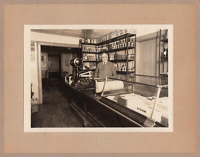 Albany New York  General Store   1932
